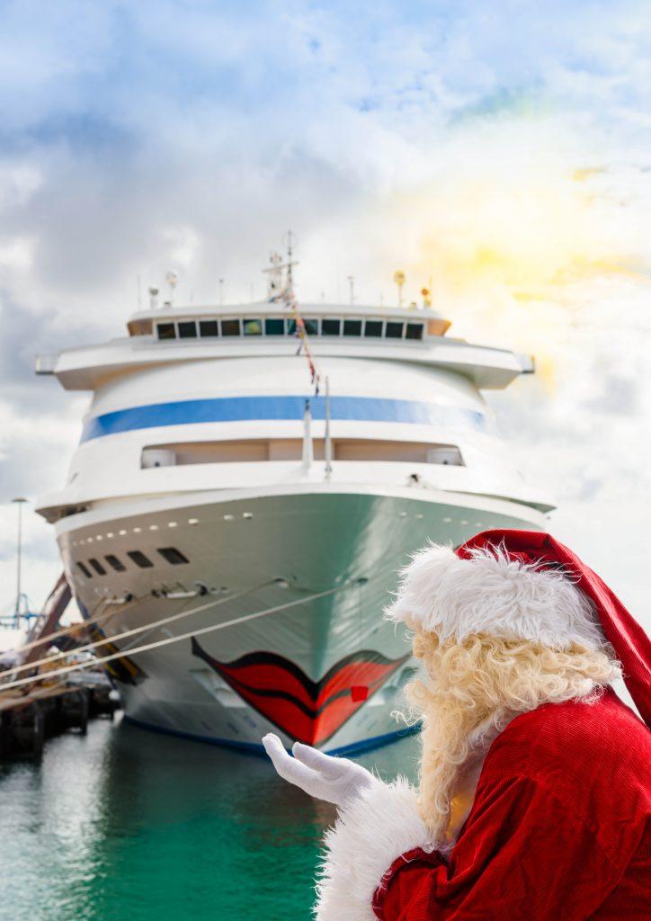 Weihnachten günstig auf Kreuzfahrt mit AIDA, für die Reisen an Weihnachten 2020 gelten bei Buchung bis 31. Mai 2020 attraktive Frühbucher-Plus-Ermäßigungen.