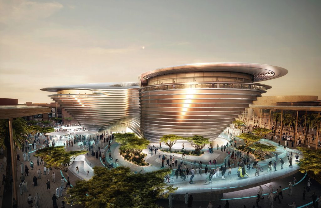 Für Gäste der MSC Lirica ist das Ticket für die EXPO 2020 in Dubai im Zeitraum vom 15. November 2020 bis zum 10. April 2021 im bereits inbegriffen.