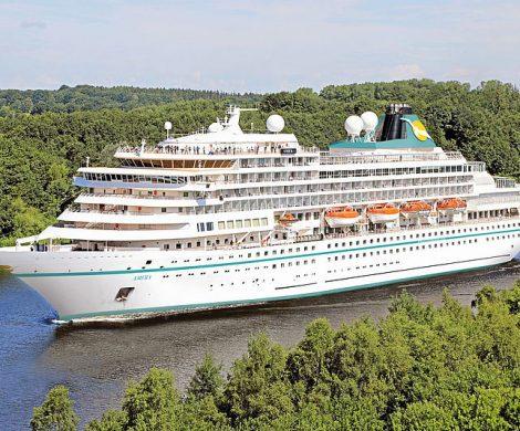 Phoenix Reisen hat seinen Seereisen-Katalog für die Saison 2021 mit Hochseeschiffe Amadea, Amera, Artania, Albatros und Deutschland bis Mai 2022.