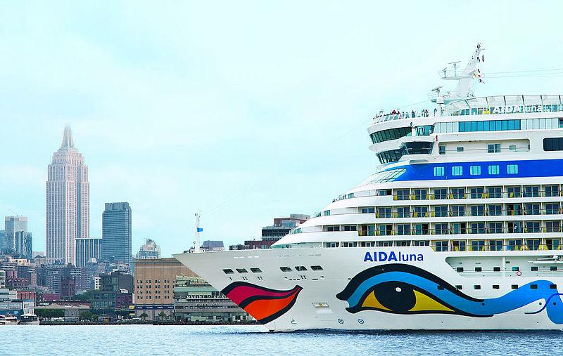Aida Cruises wird die USA vorerst nicht mehr anlaufen. Im Herbst dieses Jahres werden die vorerst letzten Kreuzfahrten mit USA und Kanada-Routen gefahren