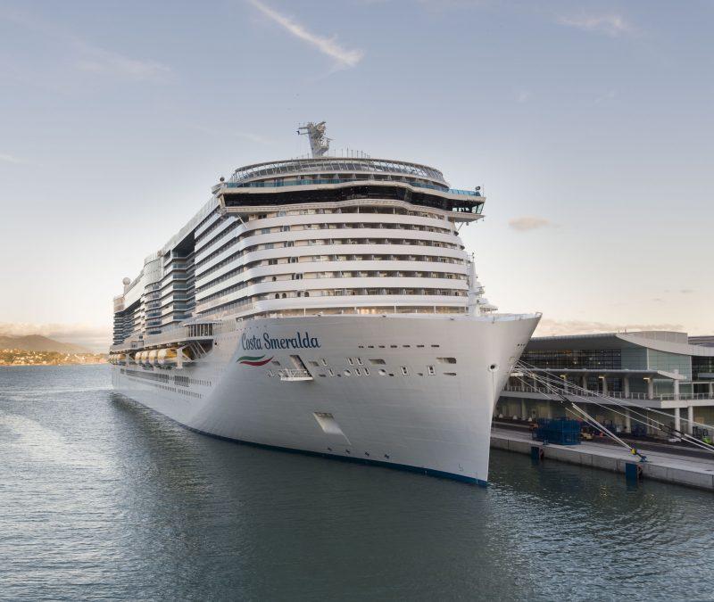 Costa Crociere wird das Mittelmeer in 2021 auszubauen. Die beiden LNG-Schiffe Costa Smeralda und Costa Toscana, sollen im Mittelmeer eingesetzt werden.