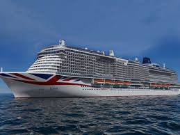 P&O Cruises bietet für das neue Flaggschiff Iona eine Taufkreuzfahrt im Rahmen einer achttägigen Nordeuropa-Kreuzfahrt (4. – 11.7.)