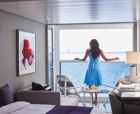 "Die von Gwyneth Paltrow gegründete Lifestylemarke Goop ist neu an Bord des Neubaus Celebrity Apex mit dem Wellnesserlebnis ""Goop at Sea"""