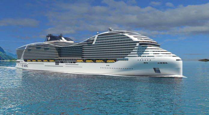 MSC Cruises baut seinen Wachstumsplan bis 2030 aus und legt den Fokus auf zukunftsweisende Umwelttechnologien wie LNG-Schiffe