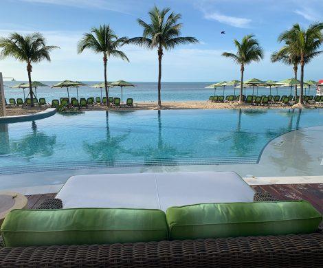 Der nächste Royal Beach Club von Royal Caribbean entsteht auf der Karibikinsel Antigua in der Nähe von Fort James und soll 2021 eröffnet werden.