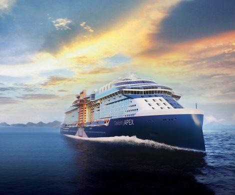 Mit der Schiffstaufe von Celebrity Apex am 30. März 2020 erhält Celebrity Cruises das zweite Kreuzfahrtschiff der Edge-Serie mit vielen neuen Attraktionen