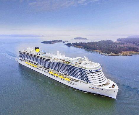 Costa Kreuzfahrten bietet für Neubuchungen im Zeitraum 5. März bis 30. April die kostenlose Stornierung bis einen Tag vor Abreise an.