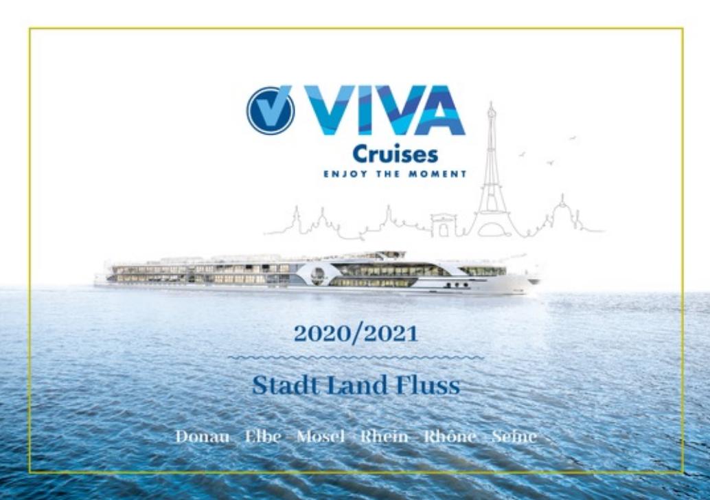 Flussreiseveranstalter Viva Cruises hat sein Programm 2021 vorgestellt, mit einem Ausblick auf neue Schiffe, ungewöhnliche Fahrtziele und neue Häfen.