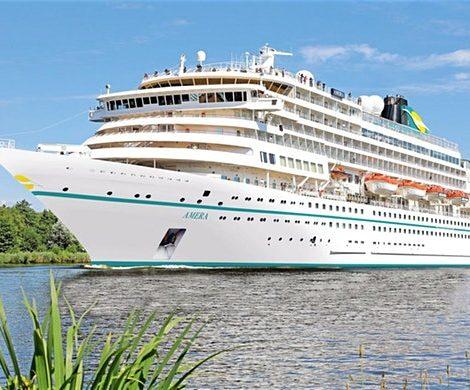 568 Passagiere und 423 Besatzungsmitglieder, die auf der MS Amera des Bonner Veranstalters Phoenix Reisen gefahren sind, müssen nun in eine 14-tägige häusliche Quarantäne.