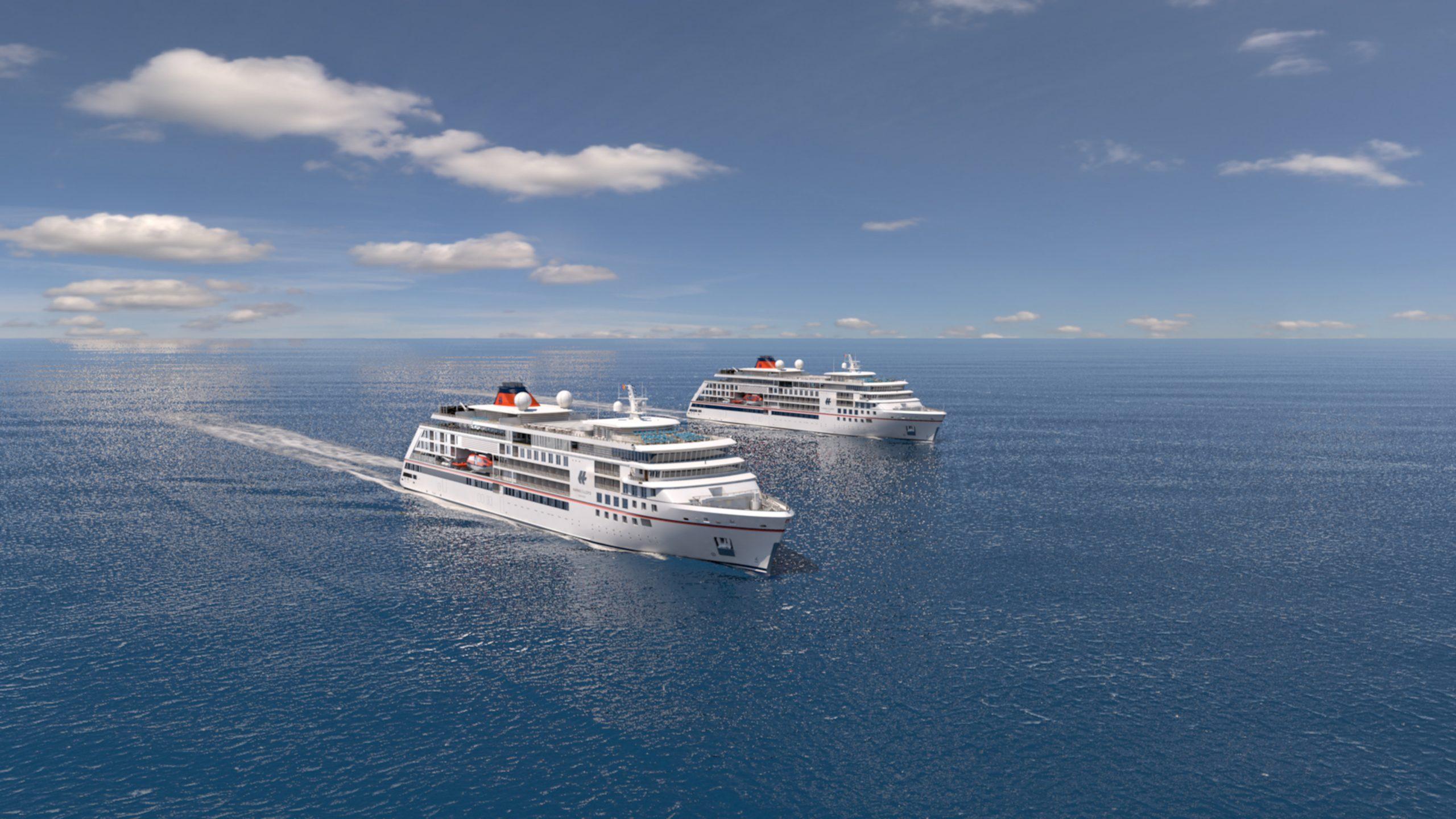 Hapag-Lloyd Cruises bringt seine Flotte nach Hamburg, HANSEATIC inspiration, EUROPA und EUROPA 2 sollen am 2. Mai in den Hafen einlaufen