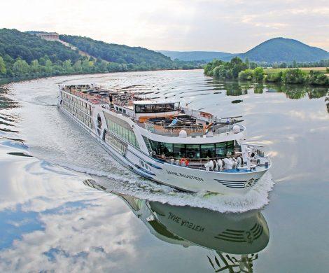 Die Schweizer Reederei Scylla nimmt ab sofort ihre Flusskreuzfahrten wieder auf und ist mit ihren 34 Schiffen eine der ersten, die nach Corona wieder fährt