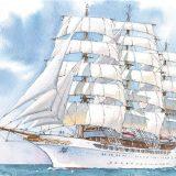 Als Folge der Corona-Krise wird Sea Cloud Cruises die neue Sea Cloud Spirit später in Dienst stellen als geplant, der neue termin steht noch nicht fest
