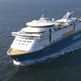 Nach rund dreimonatiger Zwangspause läuft Color Line mit der Fantasy Kiel wieder an. Die norwegische Reederei will einen schrittweisen Neustart