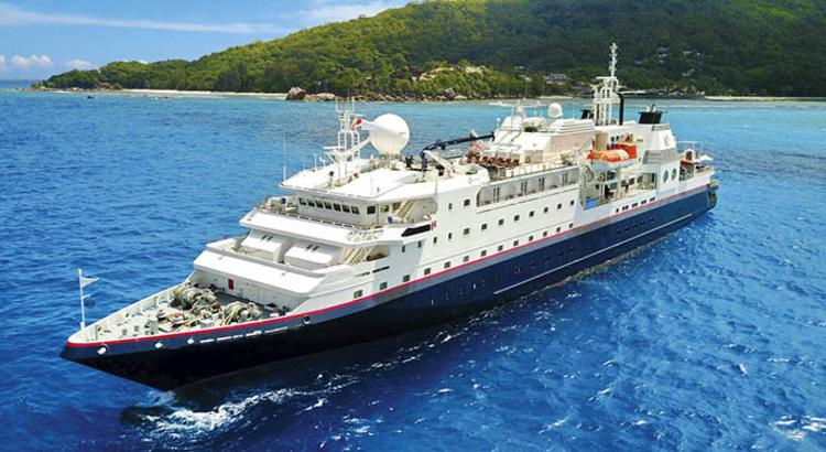 Croisi Europe wird mit dem Hochseeschiff La Belle des Océans wegen der Corona-Situation statt Kanada-Kreuzfahrten die Kanaren und Korsika umrunden.