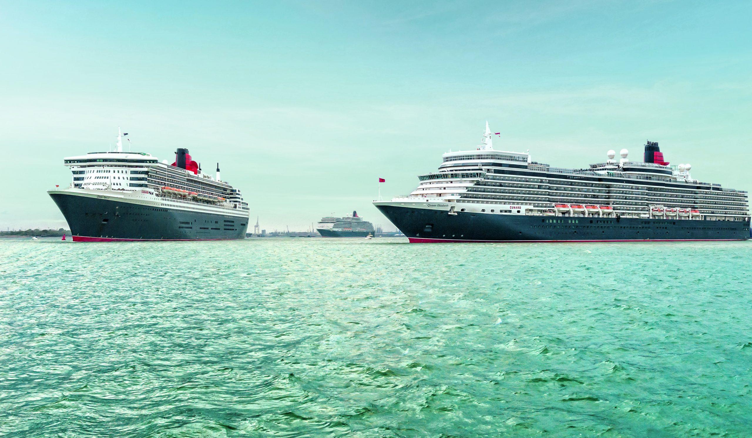 Die britische Traditionsreederei Cunard Line hat über einen Zeitraum von vier Wochen dringend benötigte Lebensmittel für wohltätige Zwecke gespendet.