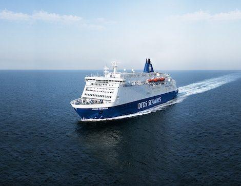 Die Fährgesellschaft DFDS wird, trotz der Aufnahme von Frankreich und den Niederlande in die Quarantäneliste, weiter nach England fahren.