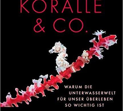 Buchkritik / Rezension Koralle & Co von Dr. Richard Smith, DeliusKlasing Verlag: Faszinierende Fotografien und geballtes Wissen - großartig!