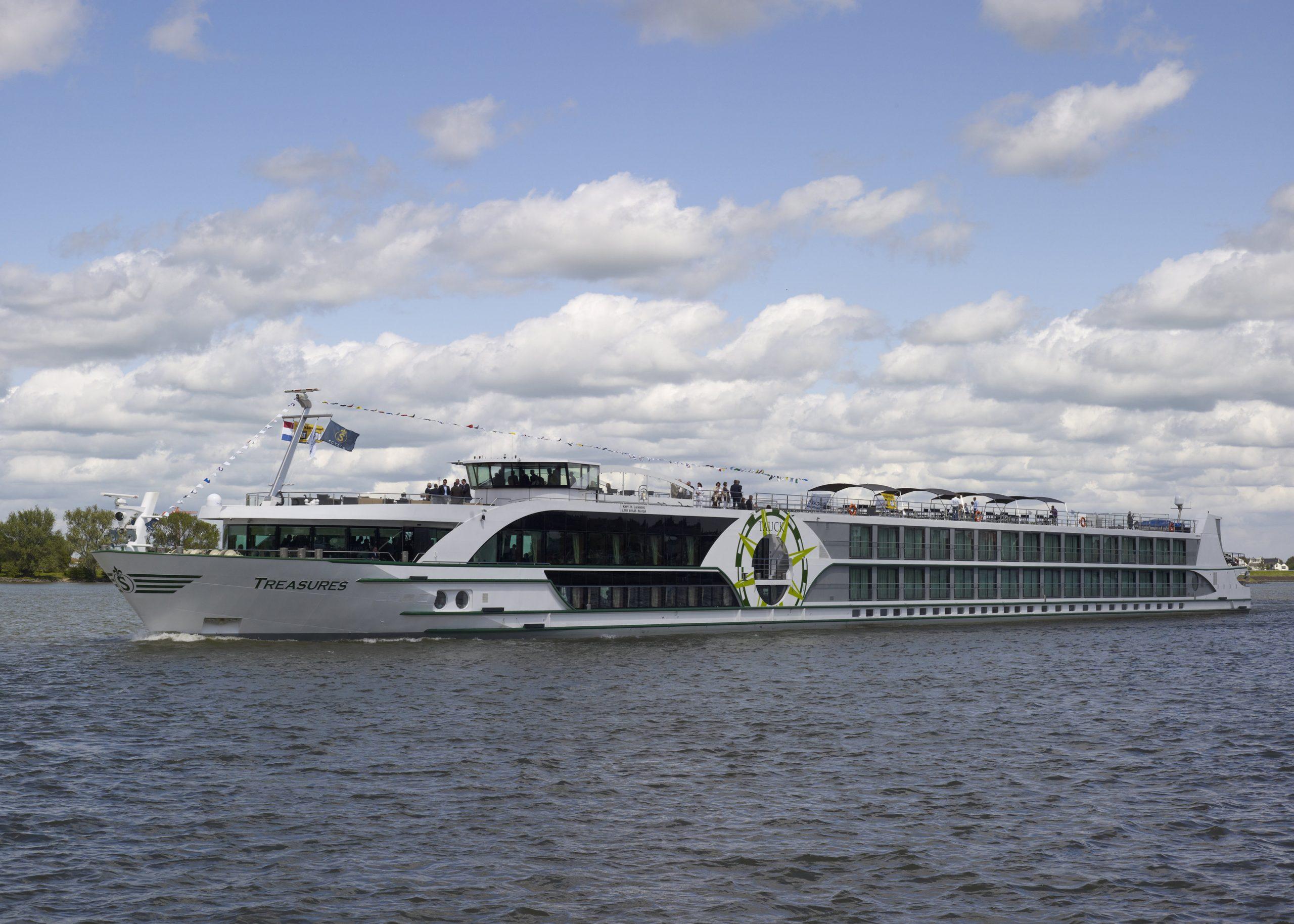 Erfreuliche Aussichten bei VIVA Cruises: Denn der Restart verlief so positiv, dass der Flussreiseveranstalter sein Angebot für 2021 ausbaut