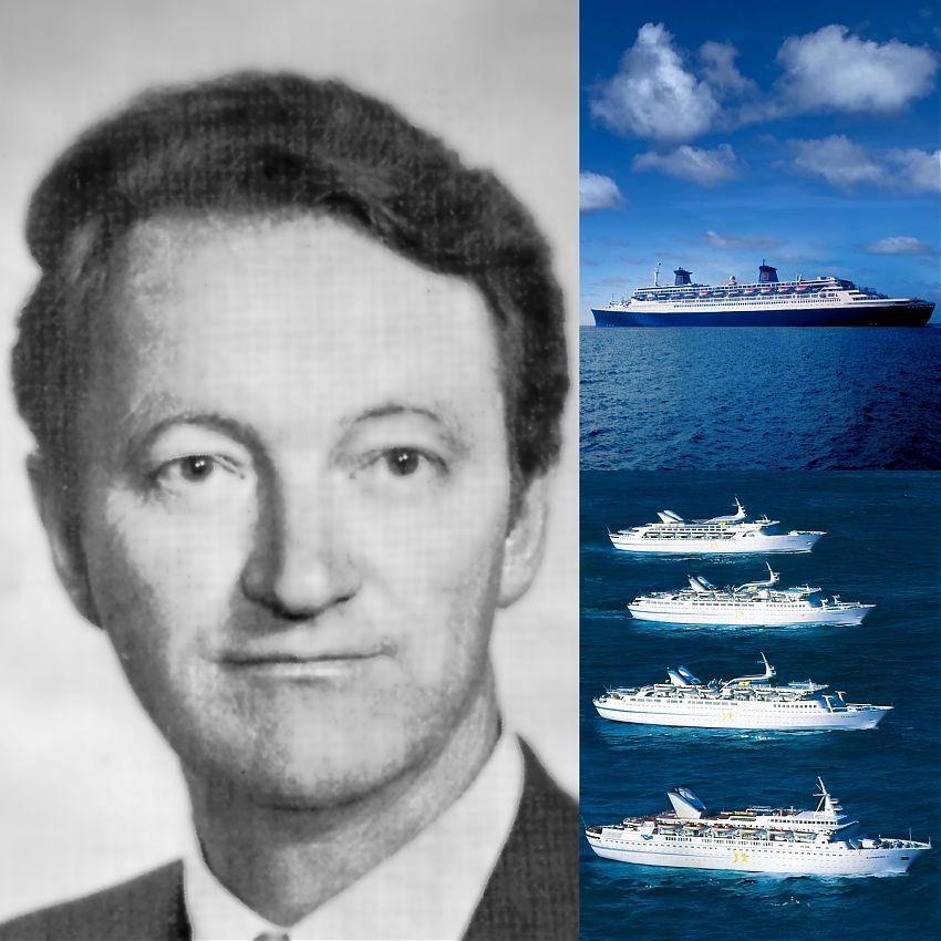Einer der Gründer von Norwegian Cruise Line ist verstorben: Knut Utstein Kloster verstarb am 20. September 2020 im Alter von 91 Jahren.