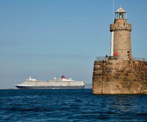 Die Queen Elizabeth von Cunard Line wird in der nächsten Saison zunächst nur auf Europareisen nach Norwegen und Iberien gehen.