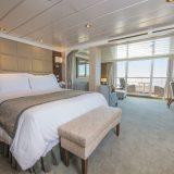 Die Luxusreederei Regent Seven Seas Cruises® hat ihre Elevate Your Experience-Aktion bis zum 13. November 2020 verlängert und ermöglicht somit Gästen aus Deutschland, Österreich und der Schweiz ein kostenfreies Zwei-Kategorien-Suiten-Upgrade