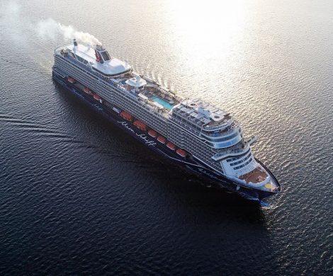 """TUI Cruises bietet für die Herbstferien Angebote für """"Blaue Reisen"""": Familien profitieren von attraktiven Kinderfestpreisangeboten"""