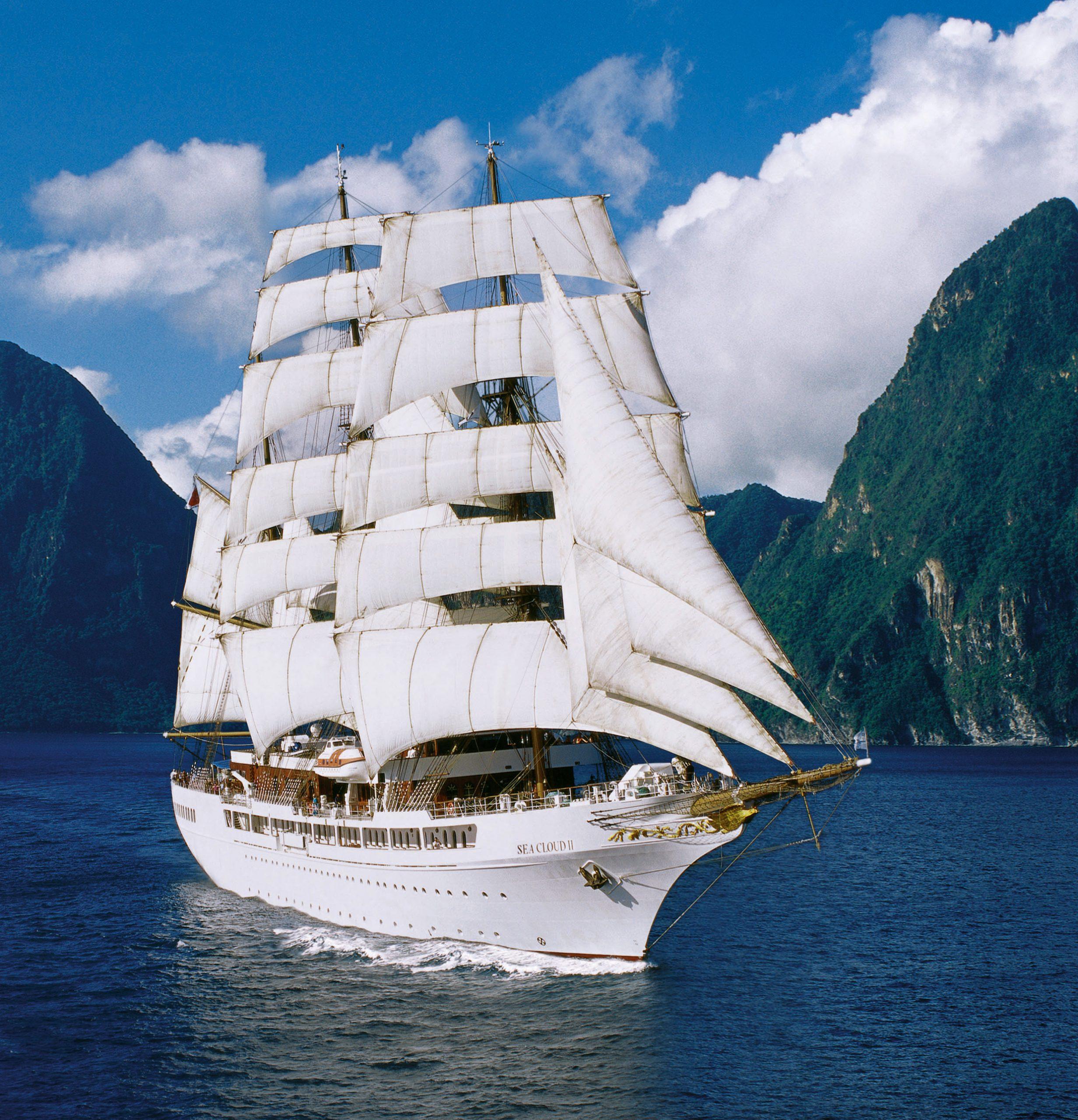 Sea Cloud Cruises sagt alle Reisen der bevorstehenden Wintersaison ab. Es bleibt aber bei der Indienststellung der neuen Sea Cloud Spirit im nächsten Frühjahr.