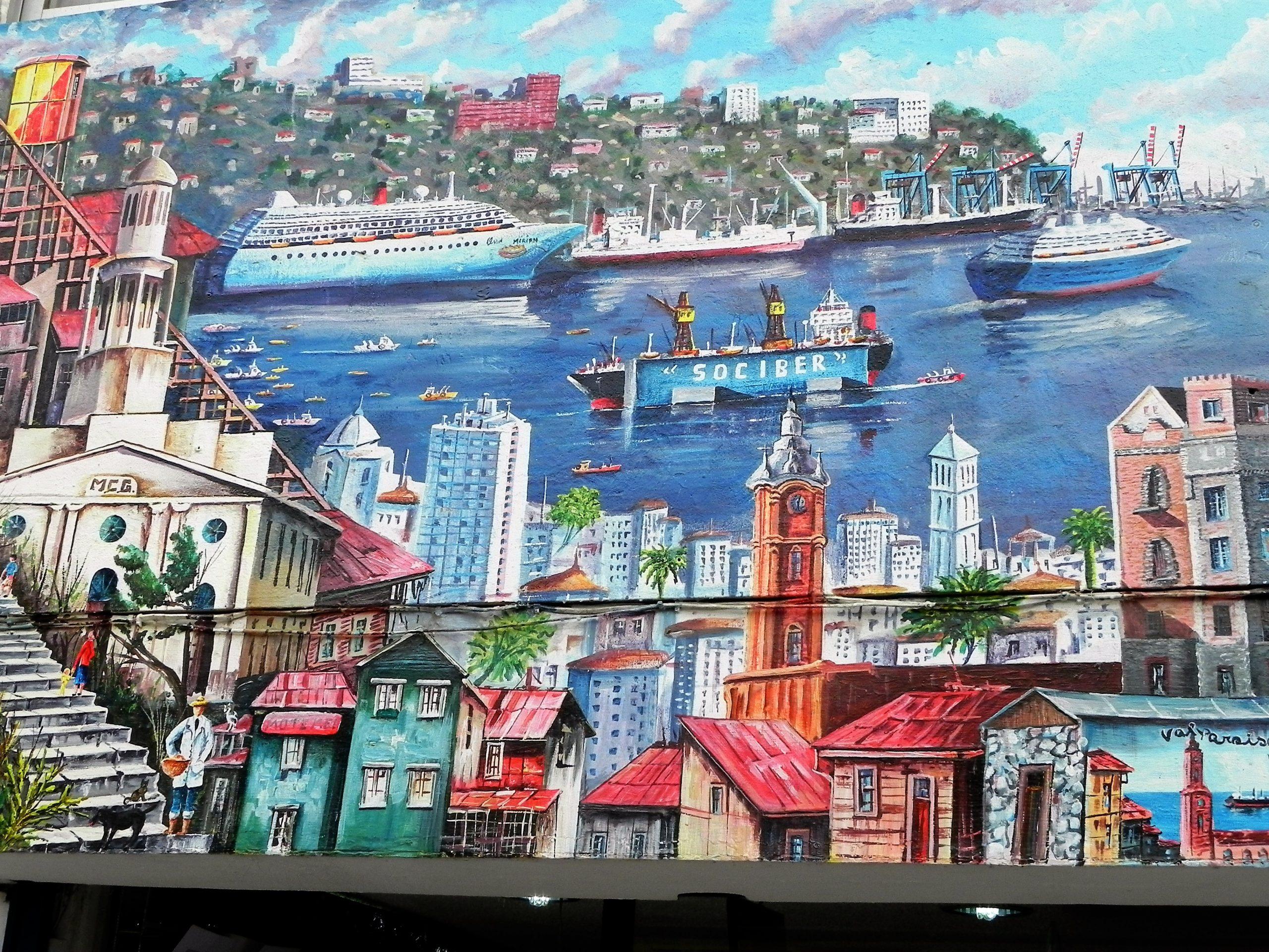 Celebrity Cruises hat im Winter2021/2022 neue Reiserouten und Anlaufhäfen in Karibik, Europa und Südamerika, wo Valparaiso Heimathafen wird.