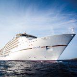 Die Europa 2 von Hapag-Lloyd wird die Festtage in den Kanaren verbringen. Heiligabend genießen die maximal 300 Gäste auf Lanzarote