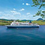 Die MS SEAVENTURE von VIVA Cruises startet im April 2021 mit der Jungfernfahrt ab/bis Bremerhaven in die Hochseekreuzfahrt.