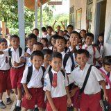 Mithilfe der Spenden von AIDA Cruise & Help erhalten Kinder im indonesischen Dorf Kalisoko eine neue Vorschule, die nächstes Jahr eröffnet