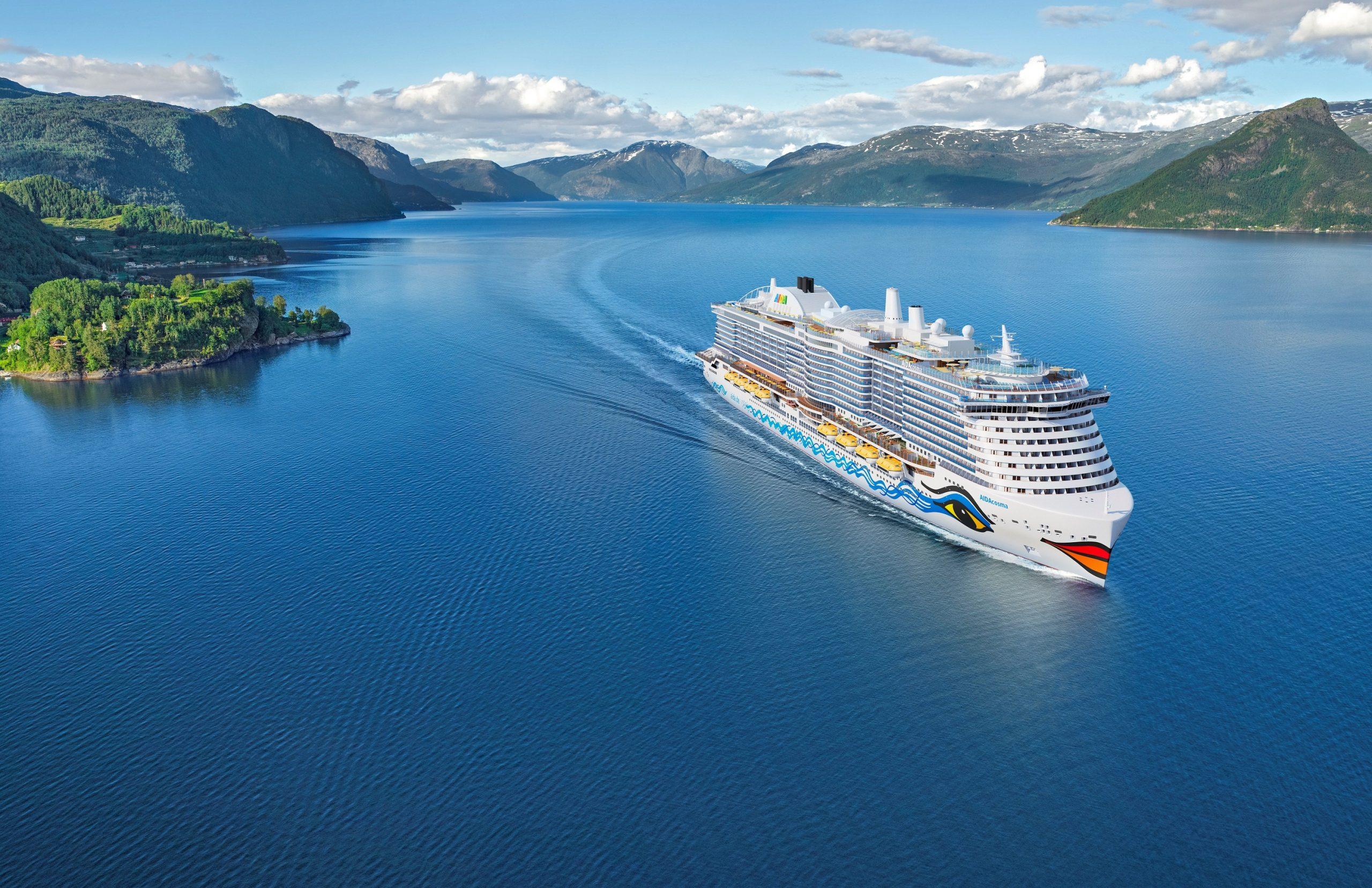 Gleich vier deutsche Häfen werden Abfahrtsort für Schiffe der AIDA-Flotte im jetzt vorgelegten Sommerprogramm für die Saison 2022.