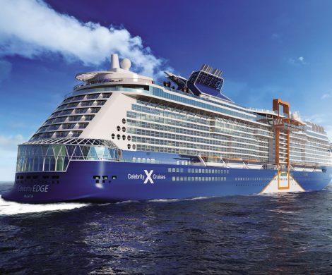 Celebrity Cruises wird die europäische Sommersaison 2022 mit sechs seiner Schiffe bestreiten, darunter die neuesten Schiffe der Edge-Serie – Celebrity Apex und Celebrity Edge.
