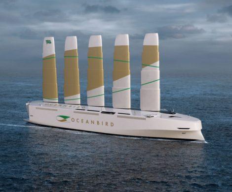 Segelfrachter statt Schweröl-Luftverpester: immer mehr Transportunternehmen wollen CO² und andere Abgasgifte reduzieren und setzen auf Wind.