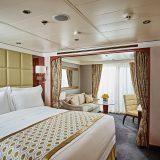 Bei Buchung bis 28. Februar 2021 erhalten Gäste ein Zweikategorien-Suiten-Upgrade bei der Luxusreederei Regent Seven Seas Cruises