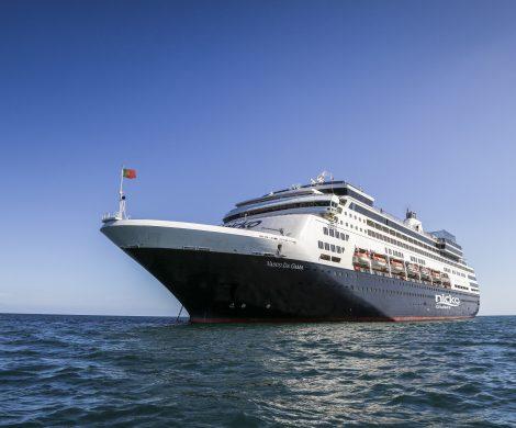 nicko cruises legt seinen seinen Einführungskatalog zum Flotten-Neuzugang VASCO DA GAMA vor. Ab 22. Januar sind die Reisen online zu finden und buchbar.