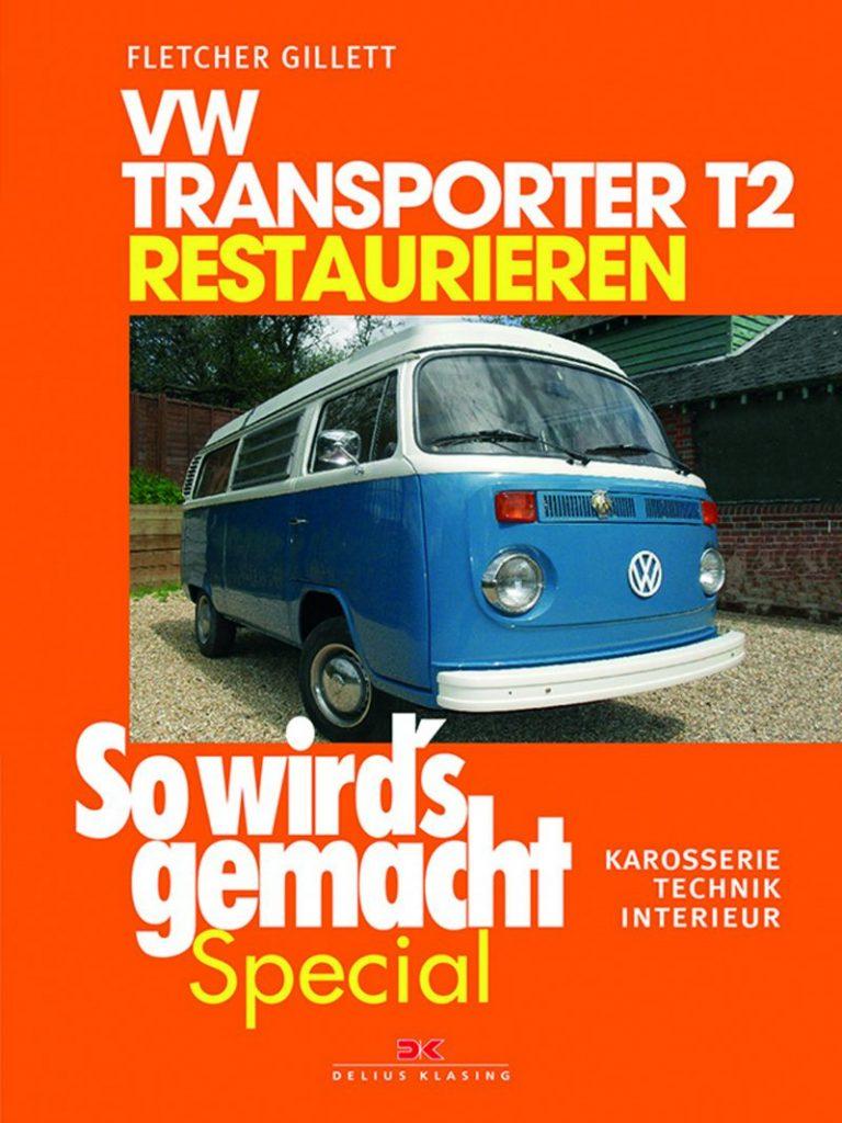 """Buchtitel """"So wird´s gemacht"""" VW Bulli T2"""