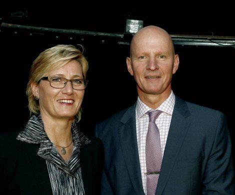 Iceland Pro Cruises Geschäftsführer Anka Bröcker und Gudmundur Kjartansson