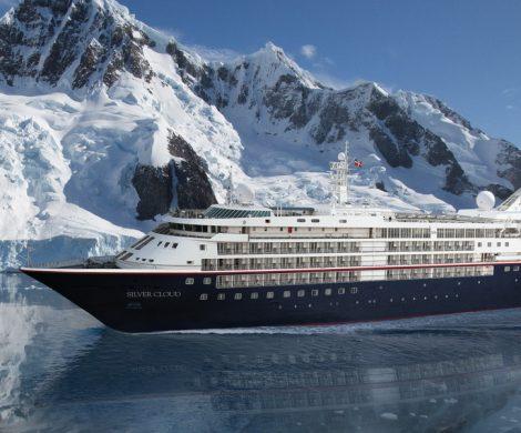Das neue Expeditionsschiff Silver Cloud Explorer