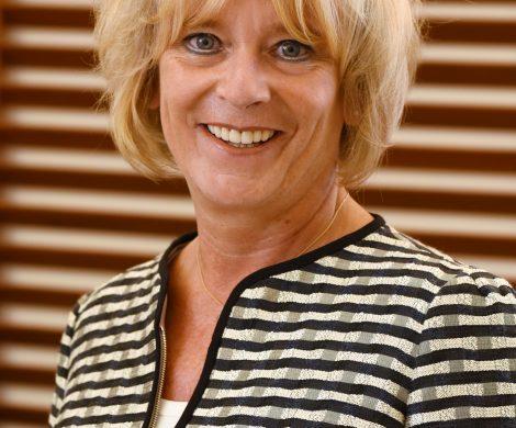 Anja Tabarelli, Direktorin des deutschen Büros der Cunard Line in Hamburg