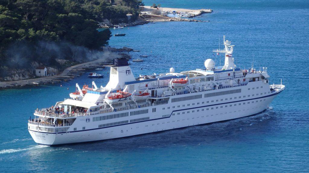 Die MS Berlin von FTI Cruises