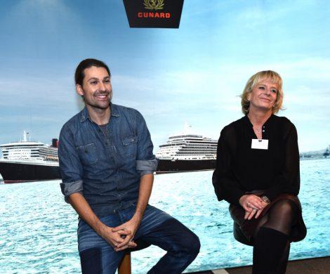 David Garrett wird auf der Queen Mary 2 im Herbst 2017 exklusive Konzerte geben