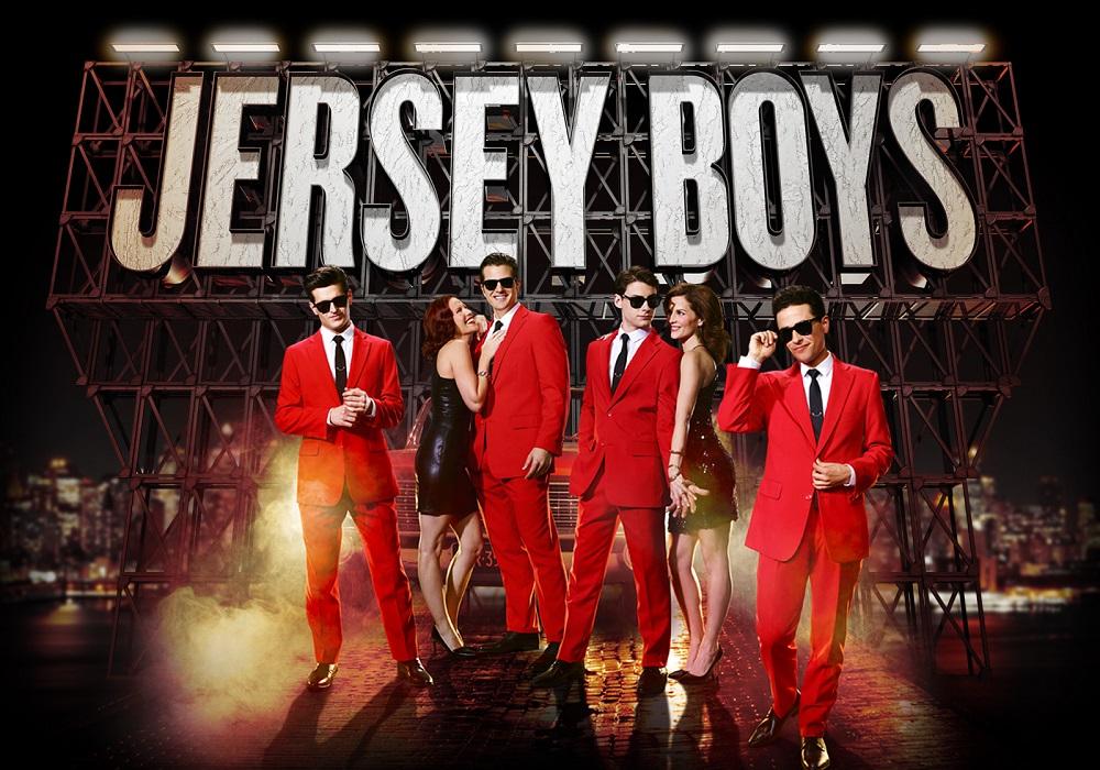 An Bord der Norwegian Bliss von Norwegian Cruise Line wird das preisgekrönte Musical Jersey Boys gespielt