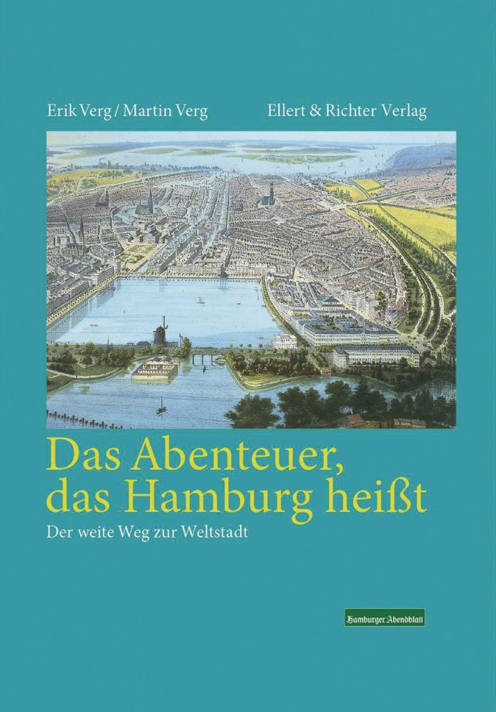 Buchcover Das Abenteuer, das Hamburg heißt