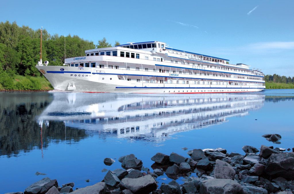 Die MS ROSSIA von Plantours bietet Flussurlaubern mit ihren Bord- und Landprogrammen Russland intensiv