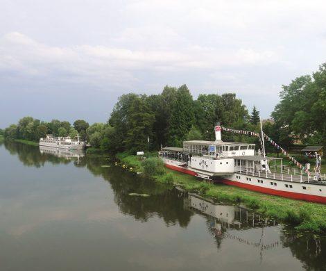 """Nicht nur für Schiffsenthusiasten interessant: Das Museum mit dem Dampfer """"Riesa"""""""