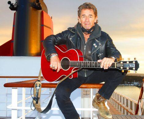 Peter Maffay spielt erneut auf der Queen Mary 2