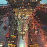 Die Queen Mary 2 wurde bei der Werft STX im französischen St. Nazaire gebaut