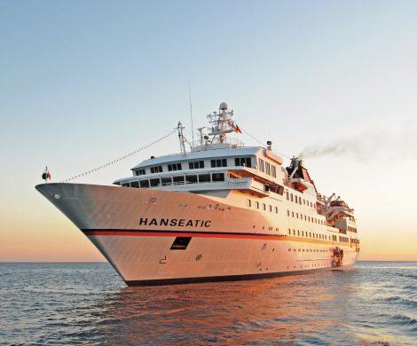 Im Frühjahr 2018 begibt sich das Expeditionsschiff MS HANSEATIC auf zwei kulturreiche Reisen durch die Ostsee.