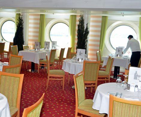 Restaurant Cetara: Zur Auswahl stehen vor allem Gerichte der italienischen Küche, aber auch die typischen Speisen der Region.